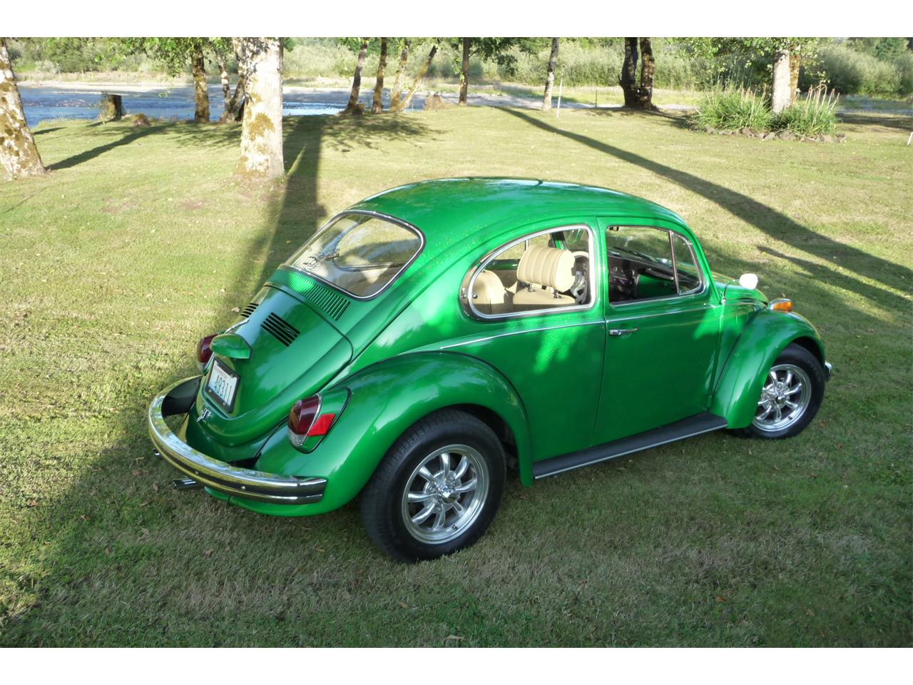 Large Picture of '69 Beetle located in Toledo Washington - QLZV