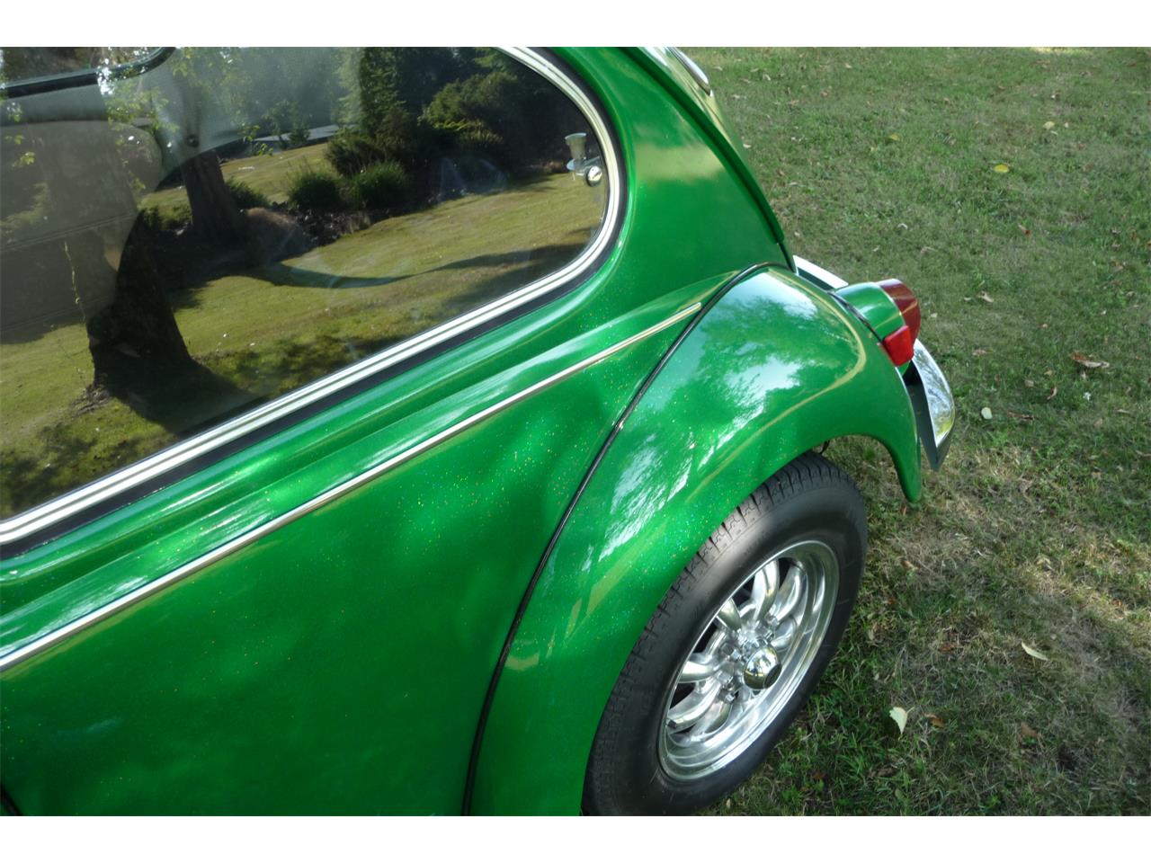 Large Picture of 1969 Volkswagen Beetle located in Washington Offered by a Private Seller - QLZV