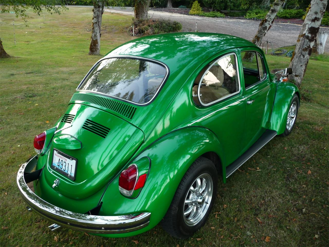 Large Picture of Classic '69 Beetle located in Washington - $16,500.00 Offered by a Private Seller - QLZV
