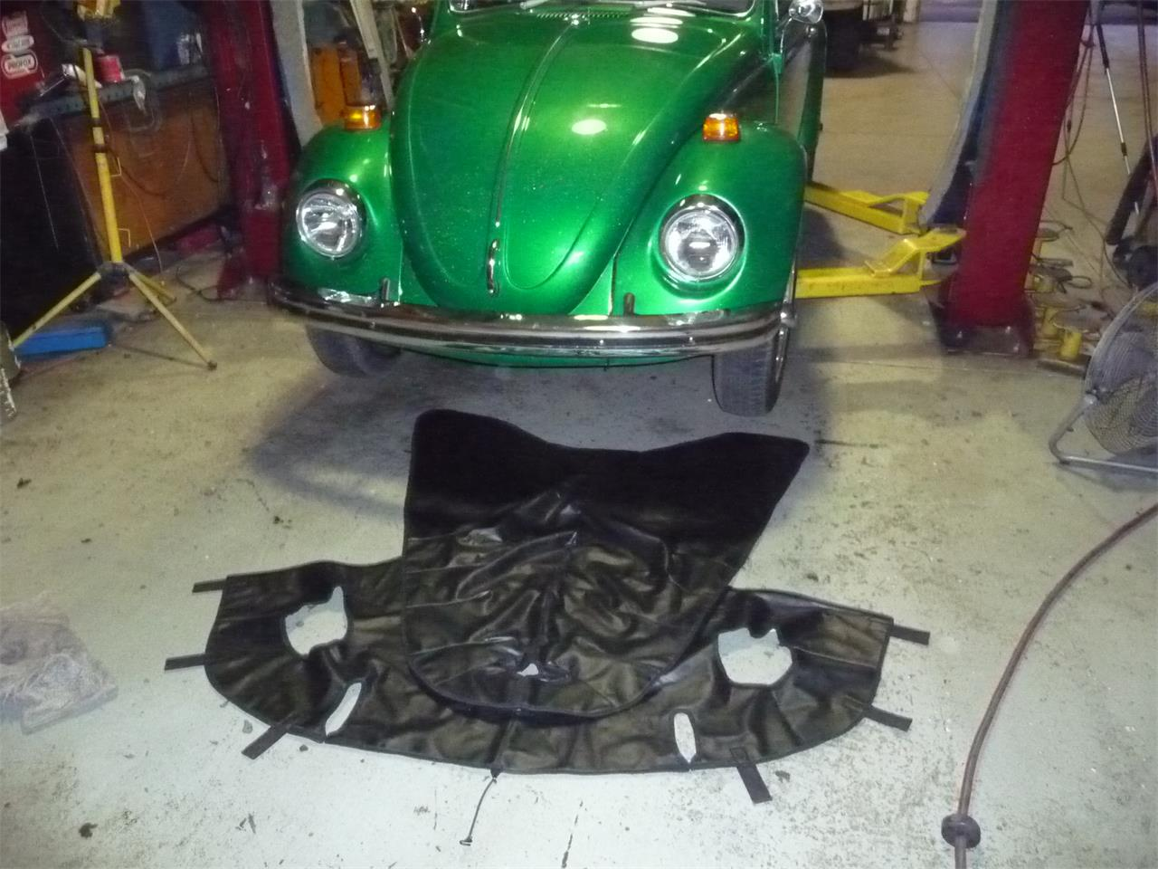 Large Picture of 1969 Volkswagen Beetle located in Toledo Washington - QLZV