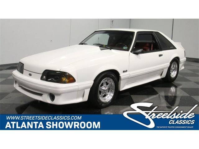 Picture of '93 Mustang - QM0D