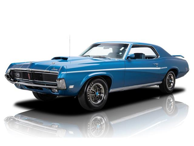 Picture of 1969 Mercury Cougar located in North Carolina - $119,900.00 Offered by  - QM0O