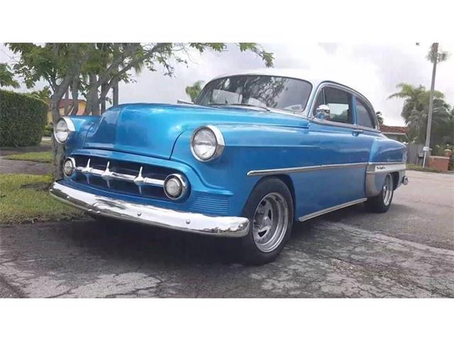 1953 Chevrolet Bel Air for Sale on ClassicCars com on ClassicCars com