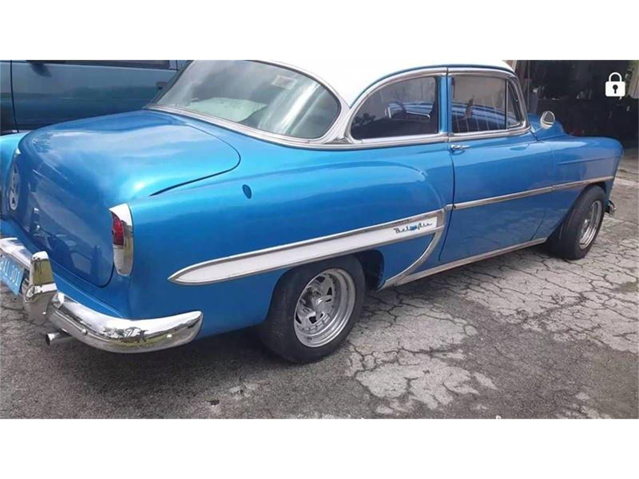 Large Picture of '53 Bel Air - QM14
