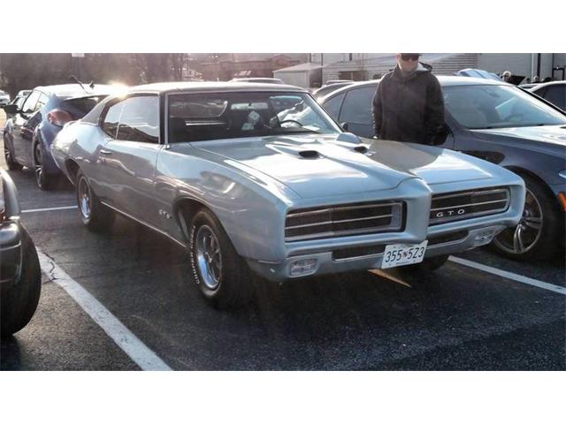 Picture of Classic 1969 Pontiac GTO located in Long Island New York Offered by  - QM15