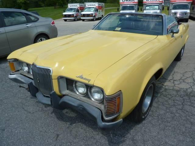 Picture of '72 Cougar - QM1F