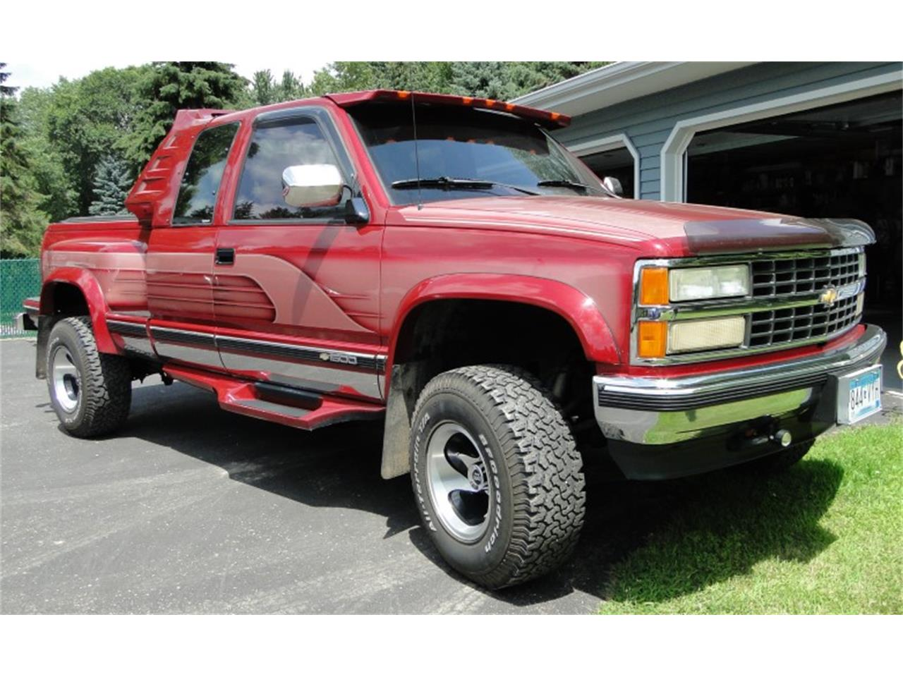 Large Picture of 1992 1500 located in Minnesota Offered by Big R's Muscle Cars - QKWZ