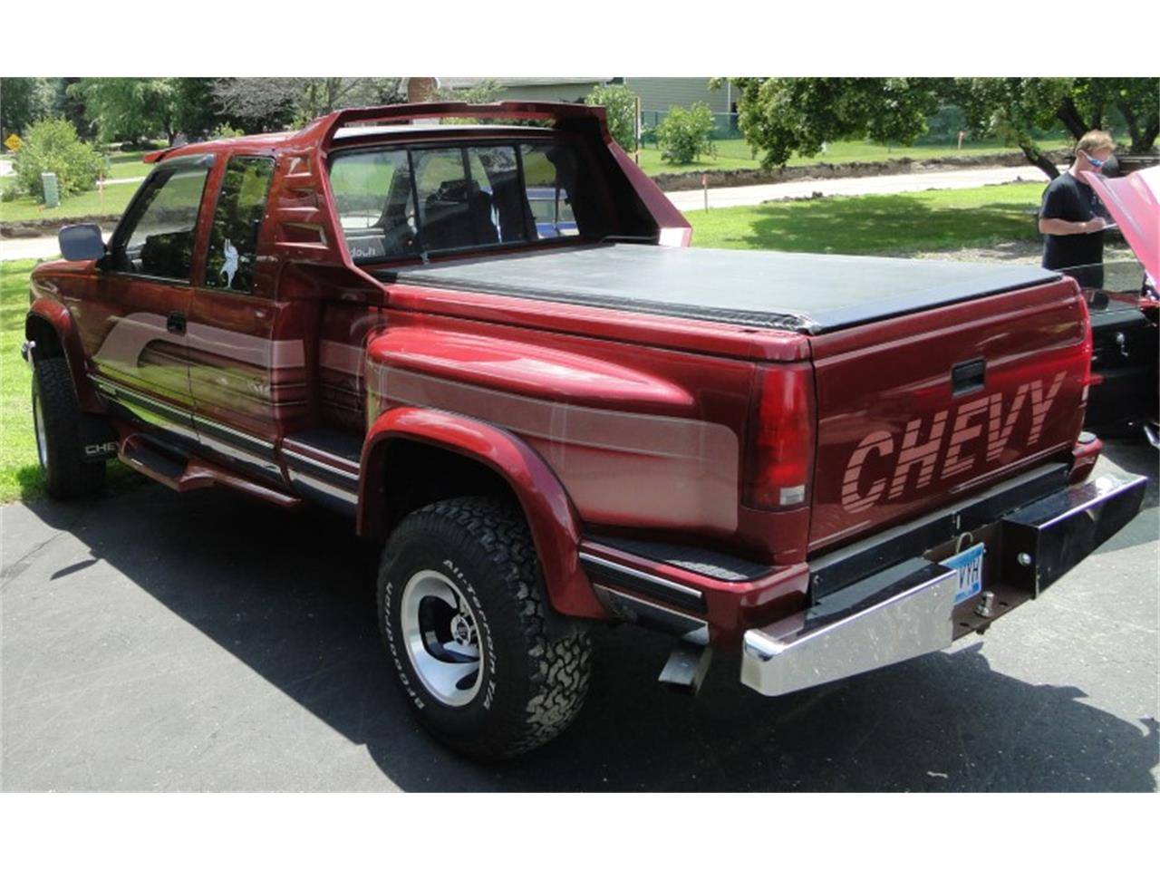 Large Picture of '92 Chevrolet 1500 - QKWZ