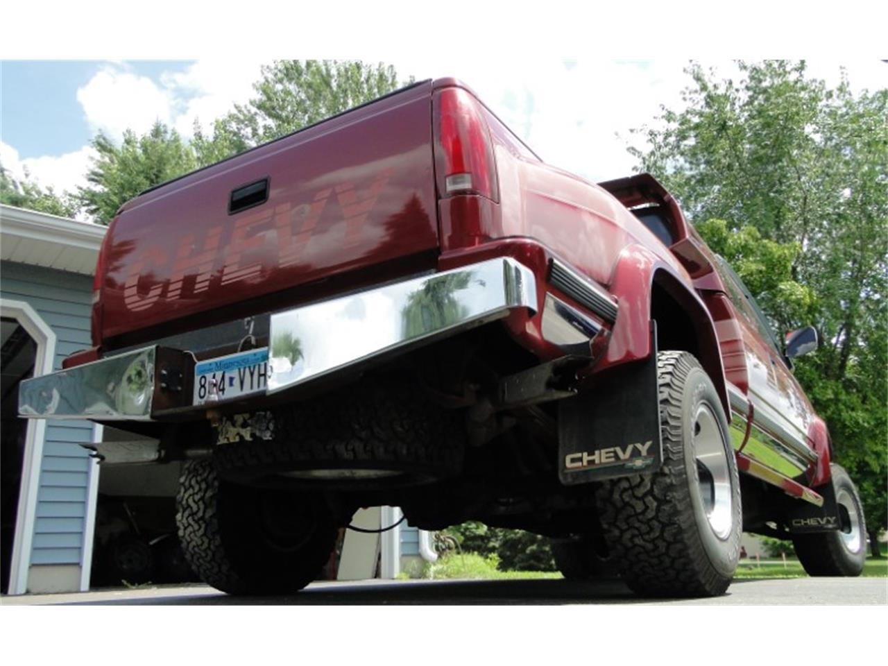 Large Picture of 1992 Chevrolet 1500 located in Minnesota Offered by Big R's Muscle Cars - QKWZ