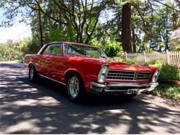 Picture of Classic 1965 Pontiac LeMans located in Nevada Auction Vehicle Offered by Motorsport Auction Group - QM22