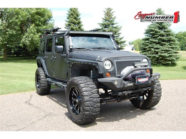 Picture of '10 Wrangler - $35,995.00 Offered by  - QM2Y