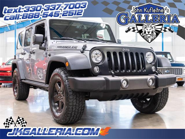 Picture of '16 Wrangler - QM36