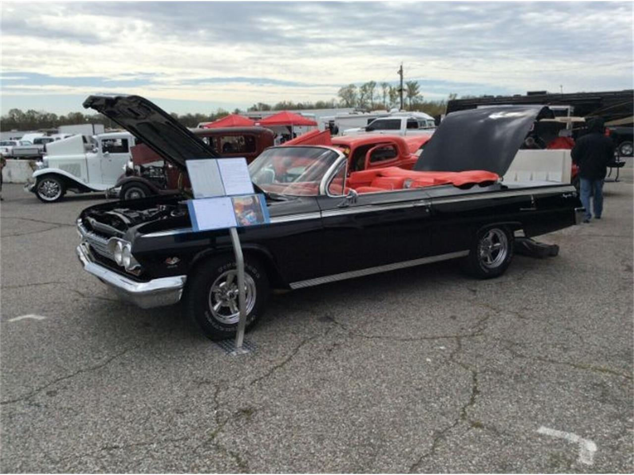 Large Picture of Classic '62 Impala located in Cadillac Michigan - $84,495.00 - QKSX