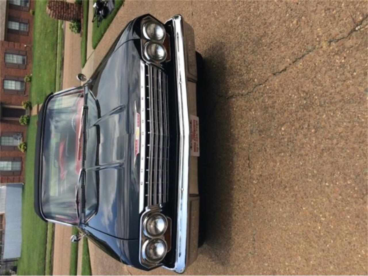 Large Picture of 1962 Chevrolet Impala - QKSX