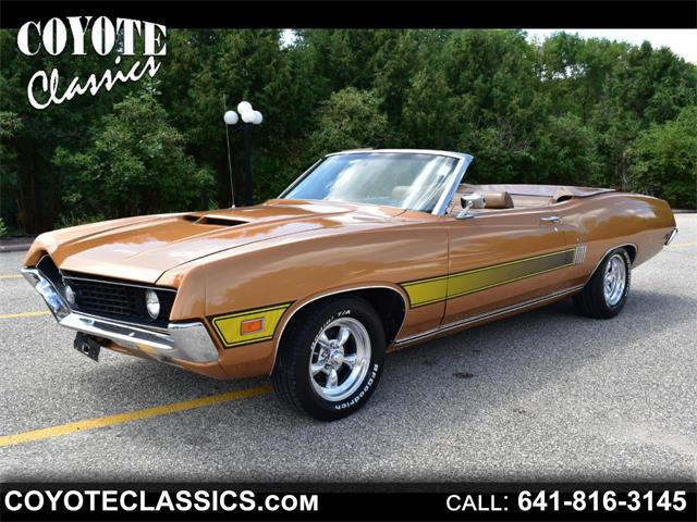 Picture of '70 Torino - QM51