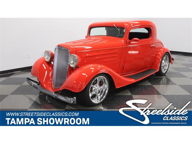 Picture of '34 3-Window Coupe - QKXB