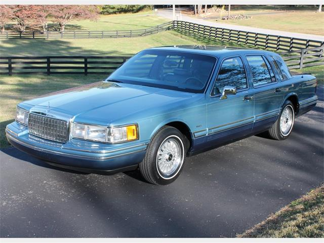 Picture of '93 Town Car - QM53