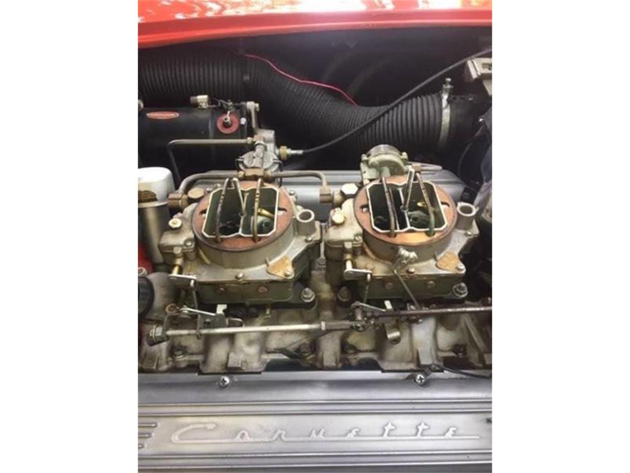 Large Picture of '58 Corvette - QM5E