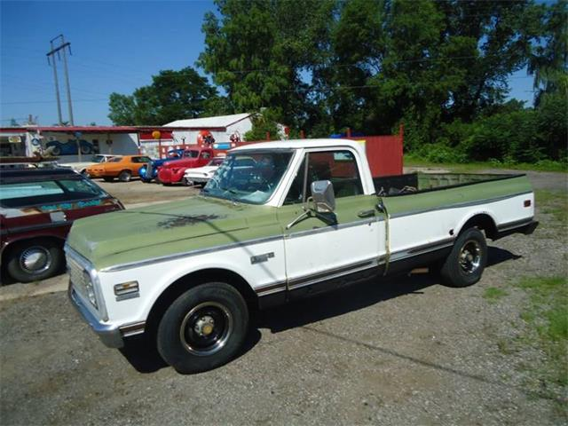 Picture of '72 C/K 10 - QM5M