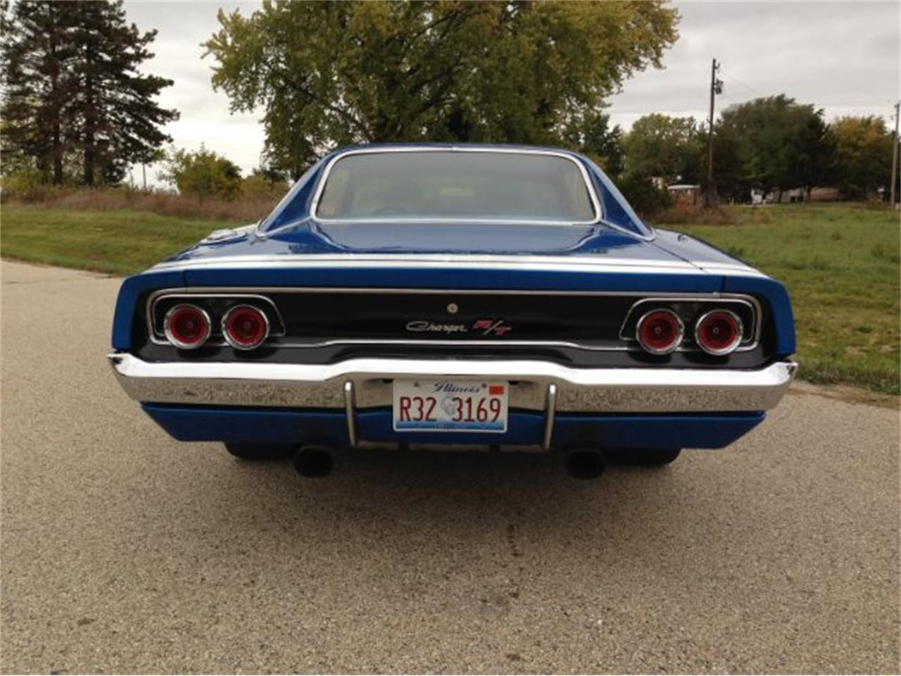 Large Picture of Classic 1968 Dodge Charger located in Michigan - QM5T