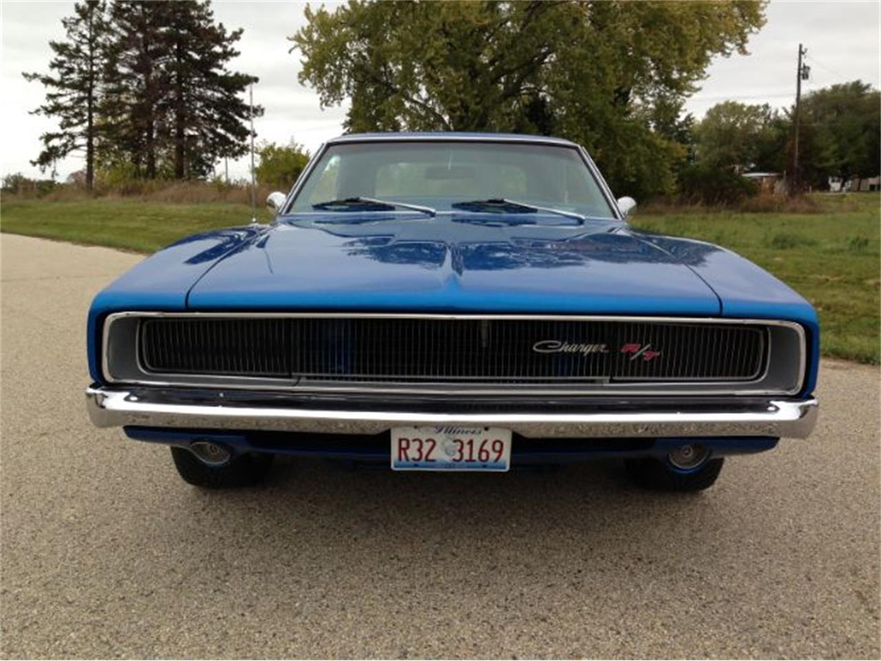 Large Picture of Classic '68 Charger - QM5T