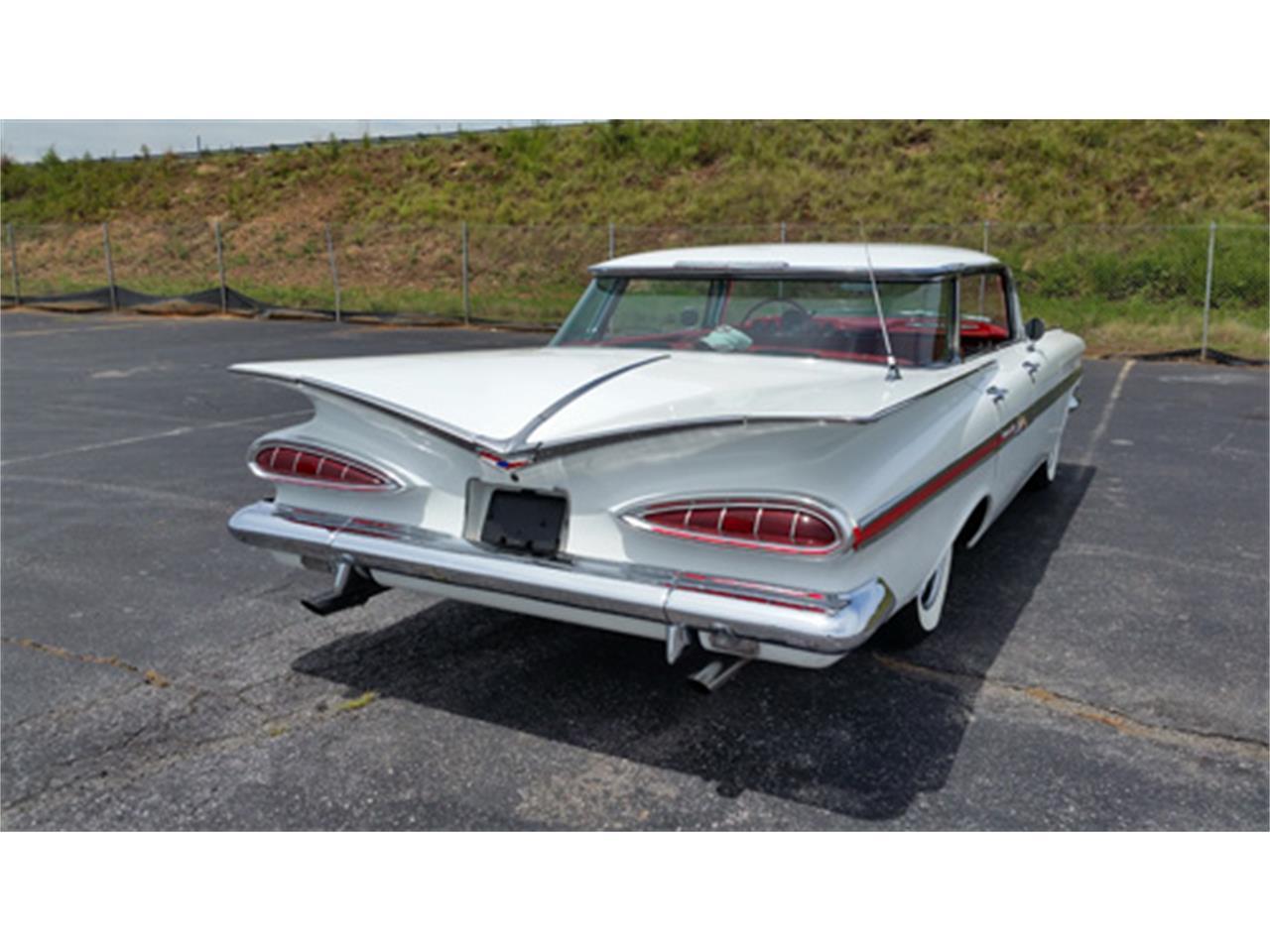 Large Picture of '59 Impala - QM6K