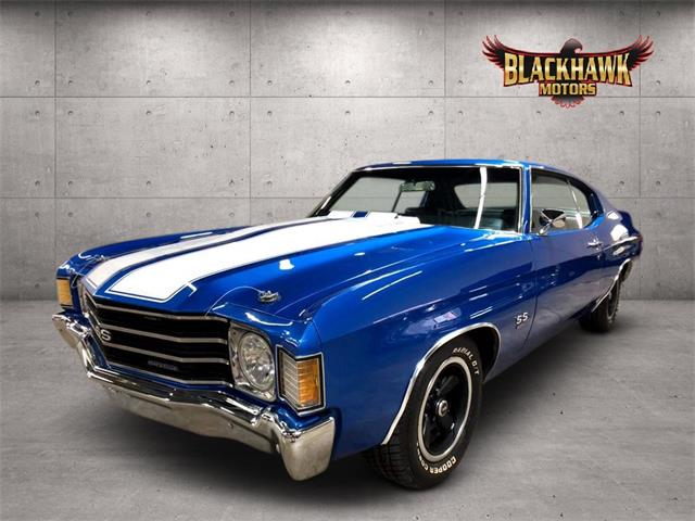 Picture of Classic '72 Chevrolet Chevelle located in Illinois - $36,995.00 Offered by  - QM6N