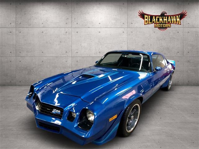 Picture of 1978 Camaro - $22,995.00 Offered by  - QM6O