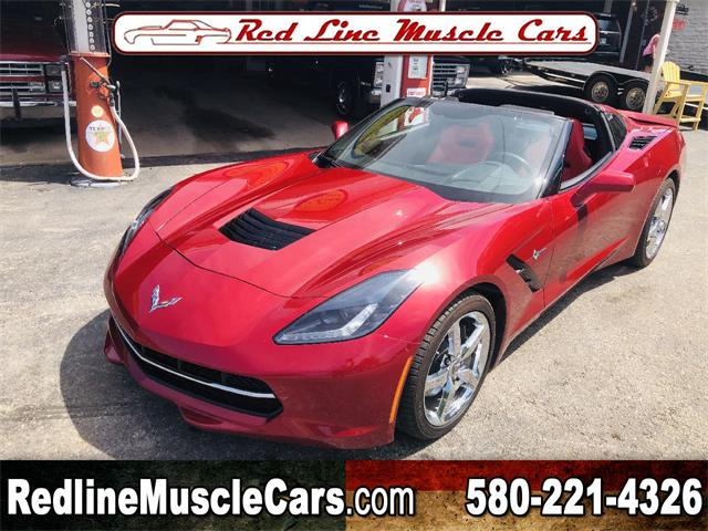 Picture of '15 Corvette - QM7C