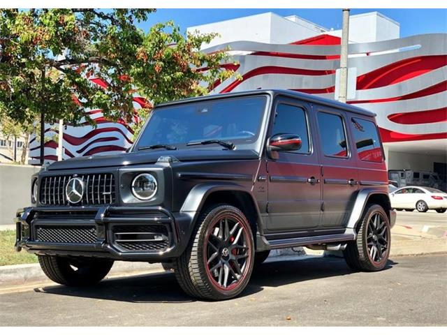 Picture of 2019 G63 located in Los Angeles California - QM7H