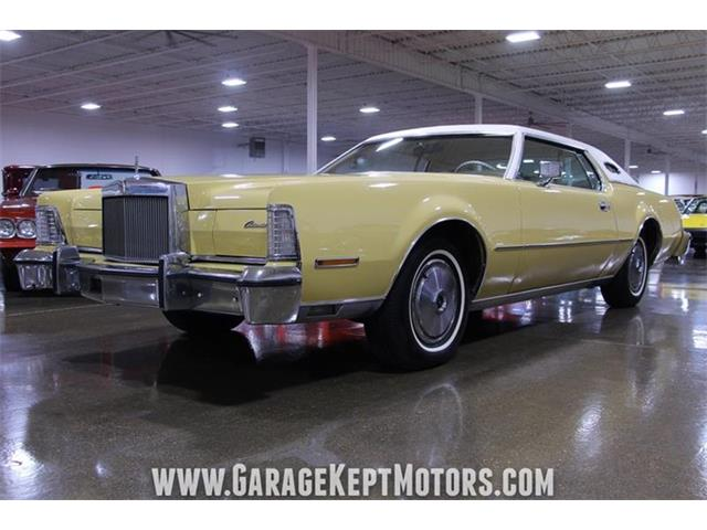 Picture of '74 Continental - QKXM