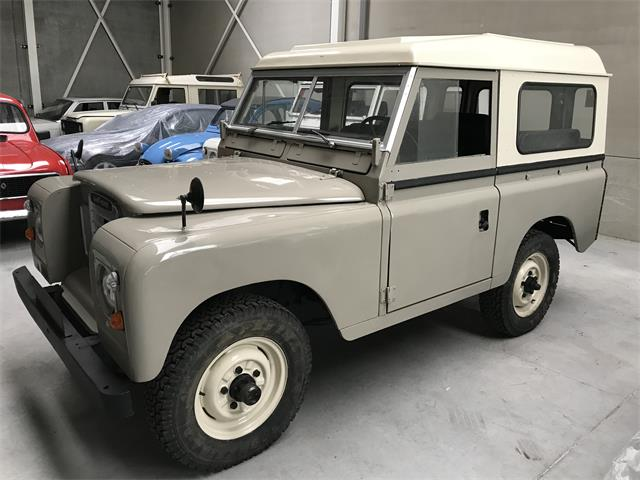 Land Rover Series 2 For Sale Craigslist