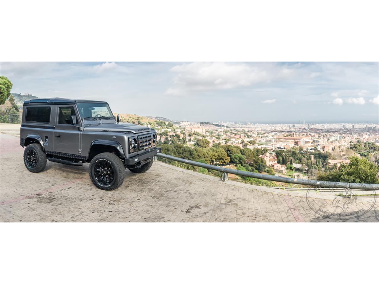 Large Picture of '91 Defender - QM88