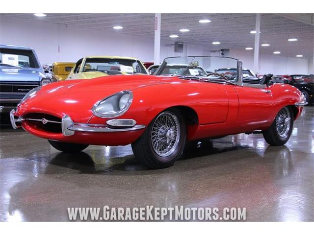 Picture of '63 E-Type - QKXN