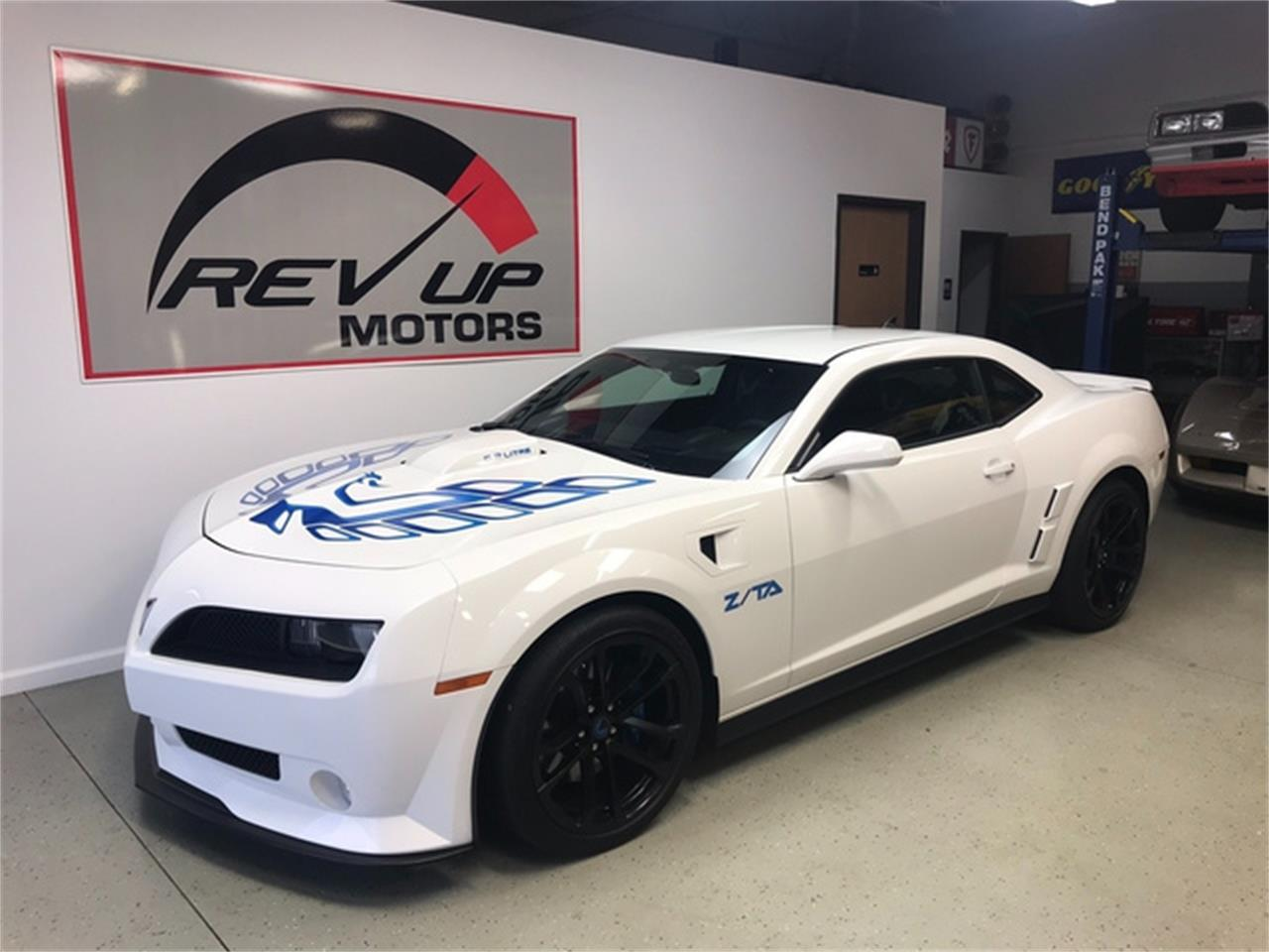 Large Picture of '13 Camaro - QM9C