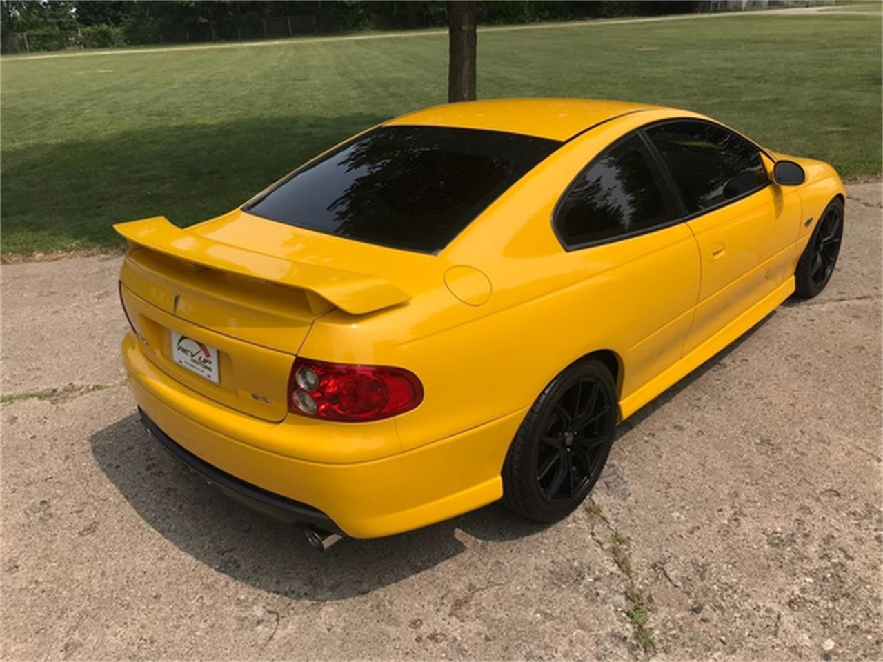 Large Picture of '05 GTO - QM9F