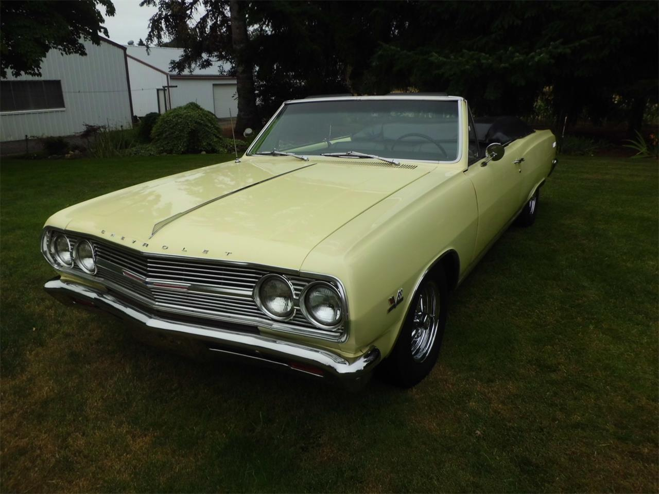 Large Picture of '65 Chevelle Malibu SS - QM9L