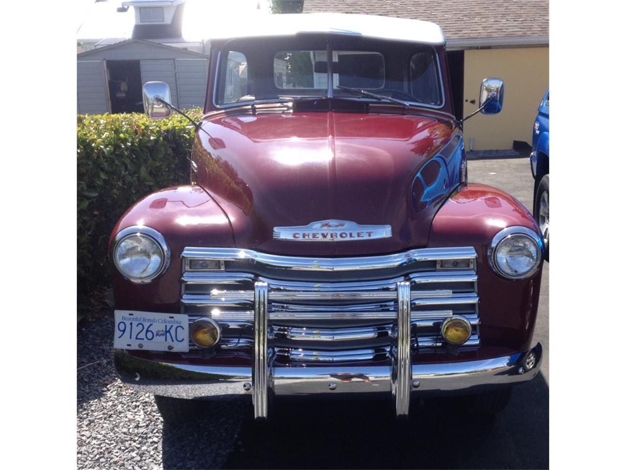Large Picture of '50 Pickup - QM9S