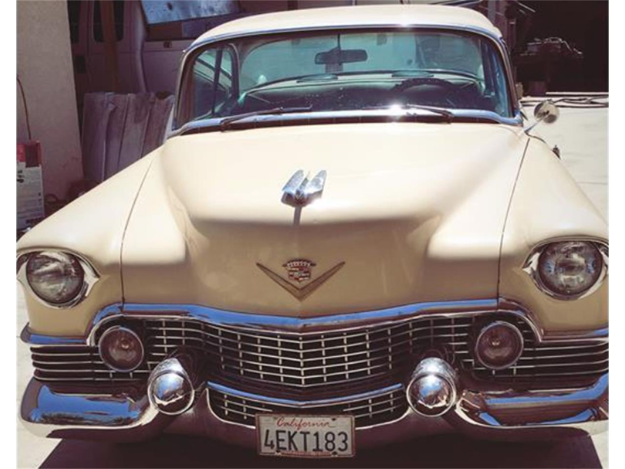 Large Picture of '54 Coupe DeVille - QM9W