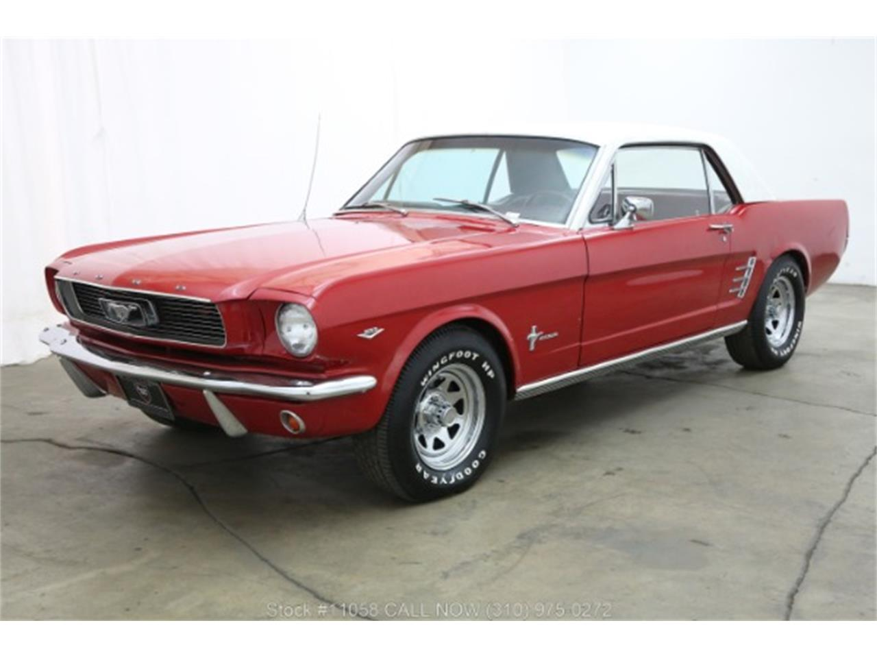 Large Picture of Classic 1966 Mustang located in California - $10,750.00 - QKXT