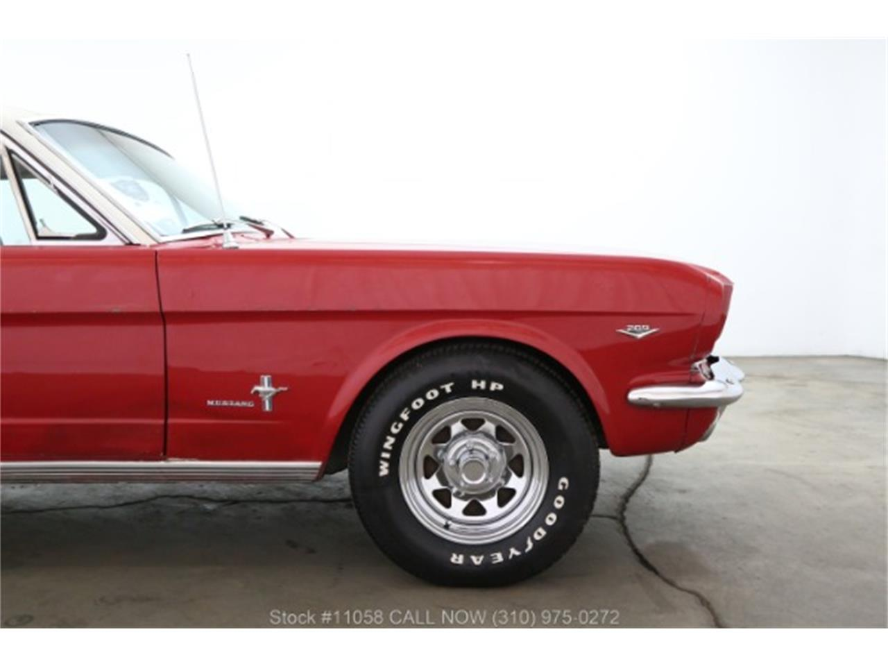 Large Picture of '66 Mustang Offered by Beverly Hills Car Club - QKXT
