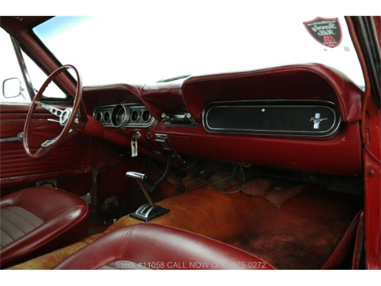Large Picture of 1966 Ford Mustang located in Beverly Hills California Offered by Beverly Hills Car Club - QKXT