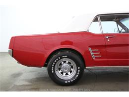 Picture of Classic '66 Mustang Offered by Beverly Hills Car Club - QKXT