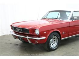 Picture of '66 Ford Mustang located in Beverly Hills California - $10,750.00 Offered by Beverly Hills Car Club - QKXT