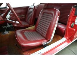 Picture of '66 Ford Mustang located in Beverly Hills California Offered by Beverly Hills Car Club - QKXT