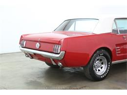 Picture of Classic 1966 Ford Mustang located in Beverly Hills California - $10,750.00 Offered by Beverly Hills Car Club - QKXT