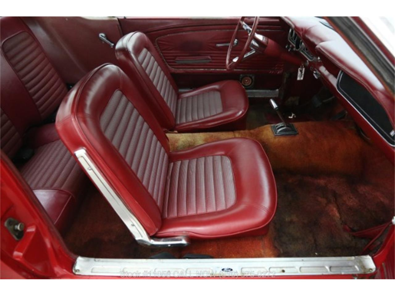 Large Picture of '66 Ford Mustang located in California - $10,750.00 Offered by Beverly Hills Car Club - QKXT
