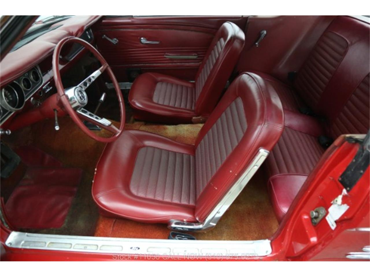 Large Picture of 1966 Ford Mustang Offered by Beverly Hills Car Club - QKXT