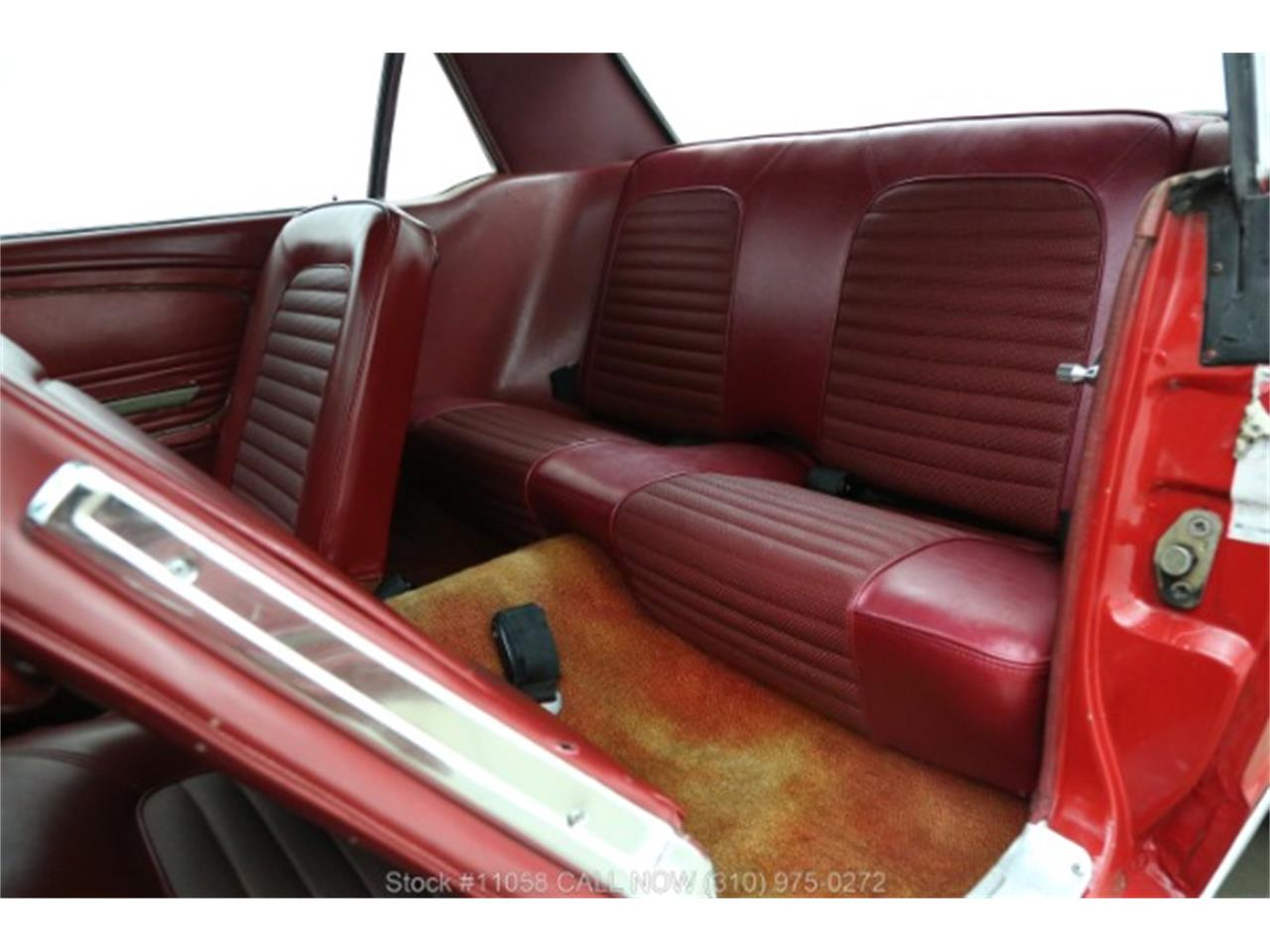 Large Picture of 1966 Mustang located in California - $10,750.00 - QKXT