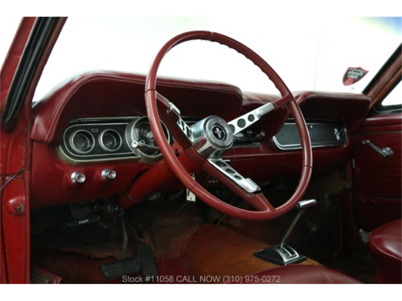 Large Picture of Classic '66 Mustang Offered by Beverly Hills Car Club - QKXT